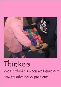 thinkers