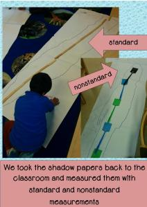 kindergarten measurement