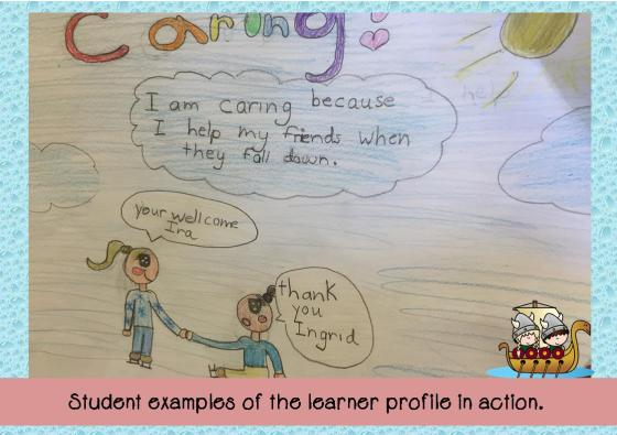 learner profile caring