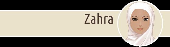 Zahra (banner)