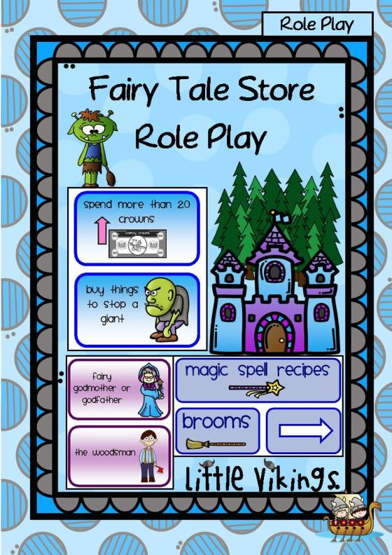 fairy tale store cover
